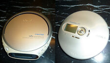 2X lot Sony walkman discman D-NE700 (Mp3 Atrac3 CD-RW Rare) & D-FJ211 (+radio)