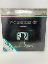 Japanese Laserdisc Poltergeist Obi