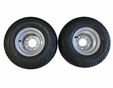 18.5 X 8.5 - 8 (215/60-8) Snowmobile trailer tire & wheel -Triton 1pair
