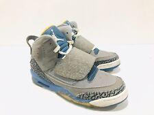 Air Jordan Son of Mars STLTH/WHT-SHDD BL- UNVRST Kids Size 5Y 512245-037