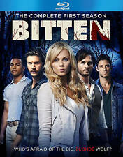 Bitten: First Season 1 (Blu-ray, 2014, 4-Disc set) w/slipcover, NEW!