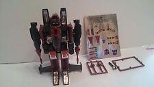 Transformers  THRUST 1983  hasbro  G1 VINTAGE