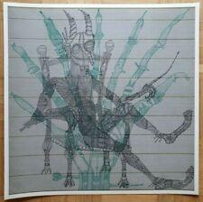 Joan Ponc THE MASTERS CHAIR Handsigniert Surrealism Original Num. Barcelona