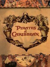 IMAGINEERING EXCLUSIVE 2006 Disney Jumbo Pin Pirates Of The Caribbean LE 1000