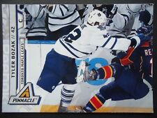 NHL 15 Tyler Bozak Toronto Maple Leafs Pinnacle 2011/12