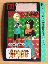 Carte Dragon Ball Z DBZ Carddass Hondan Part 10 #416 Prisme 1992 MADE IN JAPAN