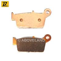 Sintered  rear brake pads YAMAHA YZ125 YZ250 03 -17 WR 250 F 03-13 WR450 F 03-17