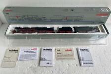 Märklin HO_26830 DB BR 52 Steam Loco w/Tender+Henschel Snowplow digital NIB