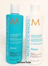 MOROCCANOIL Moisture REPAIR Shampoo & Conditioner Duo 8.5 oz (250 ml) each * NEW