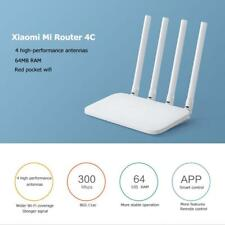Xiaomi Mi Router 4 4 Antena 2.4G 300Mbps 64 MB APP Control WiFi Wireless Router