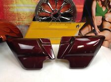 🔥OEM 09-20 Harley Touring Road Glide Side Covers Fairings Twisted Cherry🔥