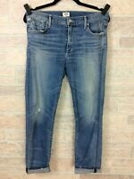 Citizens of Humanity $268 Rocket High Rise Crop Skinny Jeans in Miramar 32