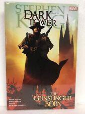 MARVEL STEPHEN KING - DARK TOWER GUNSLINGER BORN - Hardcover HC - NEW MSRP $25