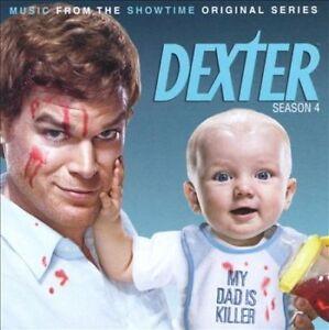 Dexter: Season 4 (CD, Aug-2010, VarŠse Sarabande (USA)) NEW David Bowie NEW