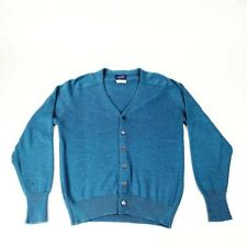 VTG 60s Pen West Cardigan Sweater By Pendleton 100% Virgin Orlon Acrylic Size: L