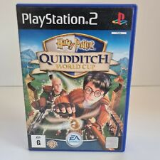 Harry Potter: Quidditch World Cup (Sony PlayStation 2, 2003) Ps2 AUS PAL