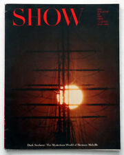 July 1963 Mid Century SHOW Arts Magazine w/ VISIONS of GERARD by JACK KEROUAC