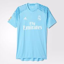 Adidas Mens Football Original Real Madrid 2017 Home Jersey Malliot Shirt Size S
