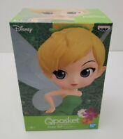Banpresto Q Posket Disney Character - Tinker Bell Leaf Dress Ver. A Figure