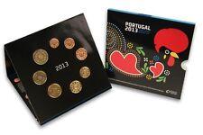 PORTUGAL 2013 Set Oficial Euros Calidad BU - Serie Anual - Annual set