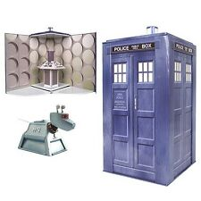 """Stile vintage Doctor Who 10 """"Tardis collectible play-set NUOVO DI ZECCA UFFICIALE BBC"""