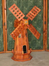 "46"" Cedar Dutch Windmill, Windmills"