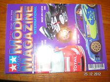 Tamiya Model Magazine n°82 Peugeot 307 WRC Ducati GP4 Subaru WRC  Schwimmwagen