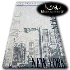 Moderne Sisal Tapis Floorlux New York Pratique Résistant Et Facile à Nettoyer