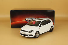 1/18 2015 China SVW POLO GTI DIECAST model + small gift