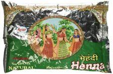 200GRAMS Ayur Rajasthani Natural Henna Powder Mehendi Good Quality