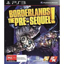 Borderlands The Pre-Sequel PS3 NEW
