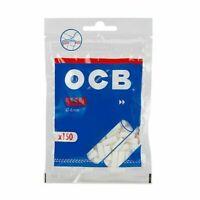 Filtros Ocb  slim  - 10 bolsas   150 filtros por bolsa. para liar tabaco. Nuevo