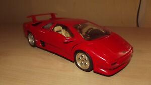 modellino auto Lamborghini Diablo 1990 Burago Bburago 1 18