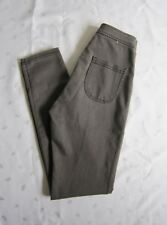 NWOT American Apparel High Waist Easy Jean Colored Stretch Denim in Gray Size XS