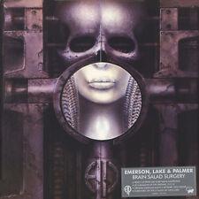 Emerson, Lake & Palmer-Brain Salad Surgery (vinile LP - 1973-EU-REISSUE)