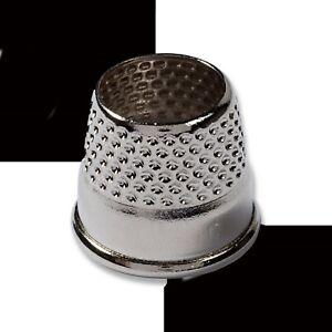 Prym Open Top Thimble - Steel Size 16mm Design-Surgery®