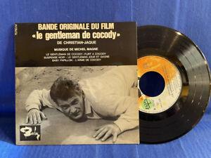 MICHEL MAGNE GENTLEMAN COCODY BARCLAY ORIGINAL FRANCE EP/45T EXC