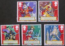 150th anniversary of Sir Arthur Sullivan stamps, GB, 1992, SG ref: 1624-1628 MNH