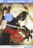DVD THE ZOMBIE DIARIES 2 DVD BLU RAY INCLUS