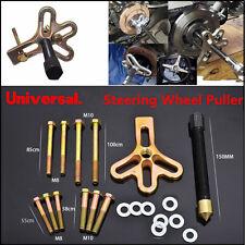 Universal 21Pcs Carbon Steel Harmonic Balancer Steering Wheel Puller Tool Pulley