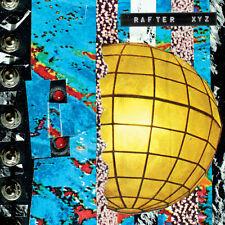 Rafter - Xyz [New Vinyl] Colored Vinyl, Red, Digital Download