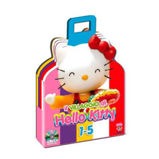 Hello Kitty - Il Villaggio Di Hello Kitty Box (5 Dvd)  [Dvd Nuovo]
