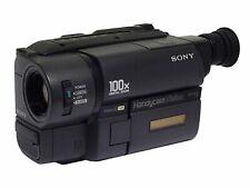 "Sony CCD-TRV3E Handycam Camcorder  - Video8 Videokamera mit 2,5"" Display"