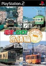 Used PS2 Densha de Go! Ryojouhen Japan Import