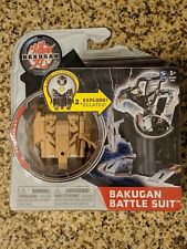Bakugan mechtanium Surge Battle Suit Defendtrix