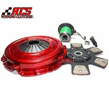 WINNING® STAGE 3 CLUTCH KIT+SLAVE CYLINDER 2011-2015 FORD MUSTANG 3.7L 5.0L