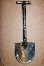 Original Early WW2 U.S. Army/USMC T-Handle Entrenching Tool, Shovel 1942 d.