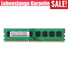 8GB DDR3 PC3-12800U 1600MHz CL11 DIMM Desktop Memory For AMD Chipset New wx