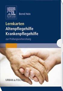 Bernd Hein - Lernkarten Altenpflegehilfe Krankenpflegehilfe