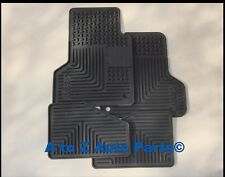 NEW 2004,2005,2006 Jeep Wrangler TJ Slush Style RUBBER Floor Mats, OEM Mopar